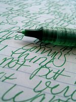Christian Writing Opportunity - Pen and Paper