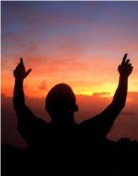 Fasting for God- Man Worshipping God