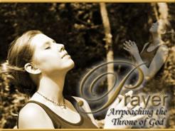 Christian Speaker Topics: Living a Lifestyle of Prayer