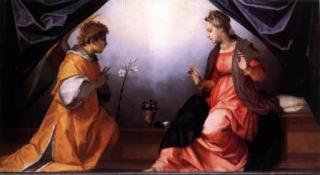 Mary Bible Study The Annunciatian of Christ's Birth
