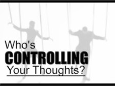 Christian Speaker Topics: Who's Controlling Your Thoughts?