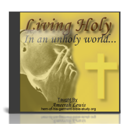 Live Holy Audio Bible Study