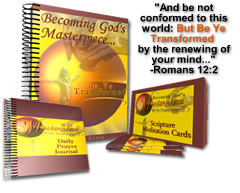 Becoming God's Masterpiece Christian Affiliate Program