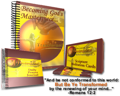 Becoming God's Masterpiece Bible Study Book