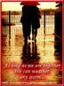 Christian Ecard Marriage 2- Couple Walking In The Rain