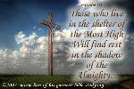 Psalm 91 Christian Ecard