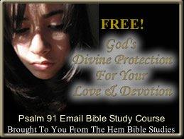 psalm 91 Email Bible study sad woman