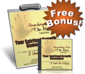 Your Spiritual Growth Gameplan