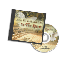 Walk and Live in the Spirit Audio Bible Study