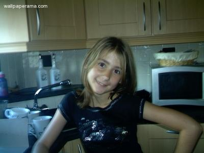 THIS IS ME WHEN I WAS 10 IM 11  NOW