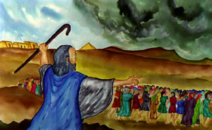 Bible Story About Moses