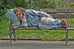 what are spiritual gifts- the gift of helping- homeless man