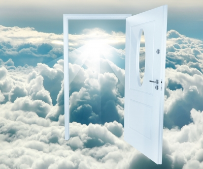 Door In The Sky by Danilo Rizzuti