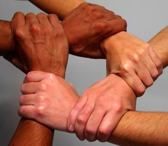 We are one body in Christ - Unified in Him together!