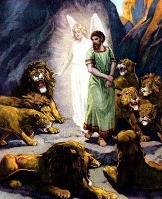 Bible Story About Daniel