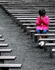 raising Christian children- praying child